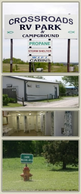 Crossroads RV Park and Campground - Campground Amenities
