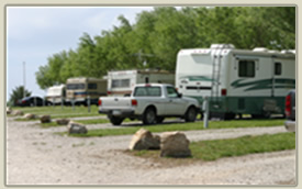 Crossroads RV Park and Campground - RV Sites